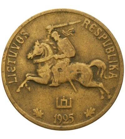 Litwa 10 centów 1925