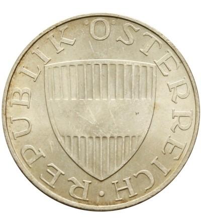 Austria 10 szylingów 1973