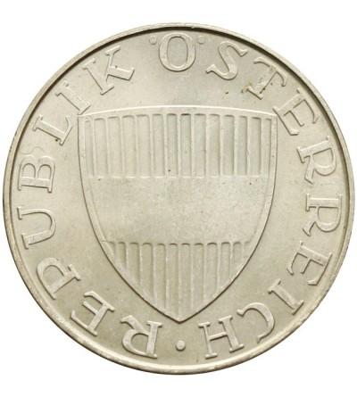 Austria 10 szylingów 1972