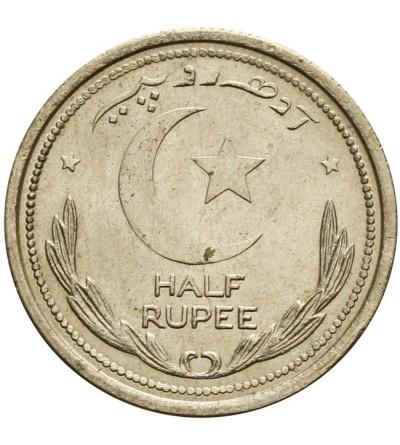 Pakistan 1/2 rupii 1948