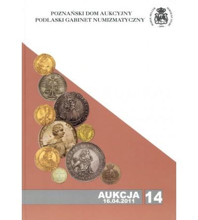 Katalog aukcyjny PDA&PGN Aukcja nr 14 - 16.04.2011 r.