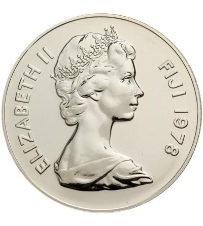 Fidżi 10 dolarów 1978
