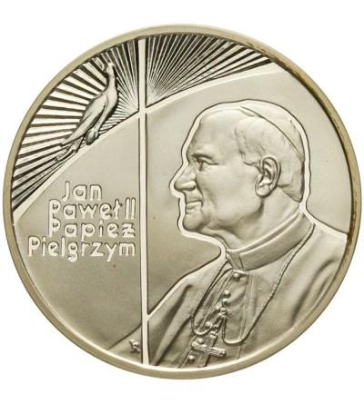 10 złotych 1999 - Papież Pielgrzym