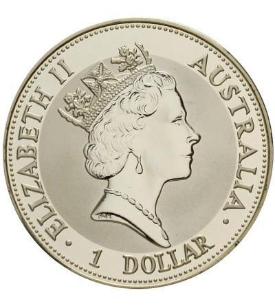 Australia 1 dolar 1992 Kookaburra