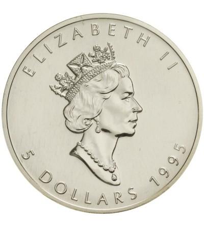 Kanada 5 dolarów 1995