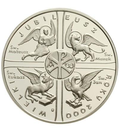 10 złotych 2000 - Jubileusz roku 2000