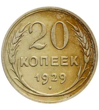 20 kopiejek 1929