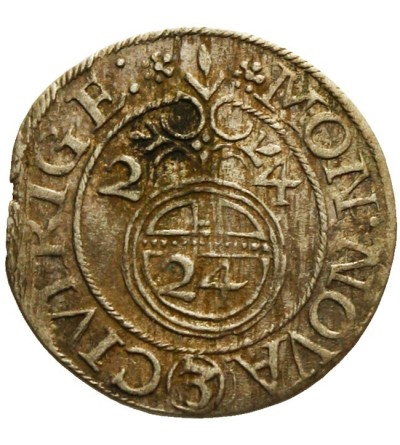 Ryga półtorak 1624, Gustaw II Adolf