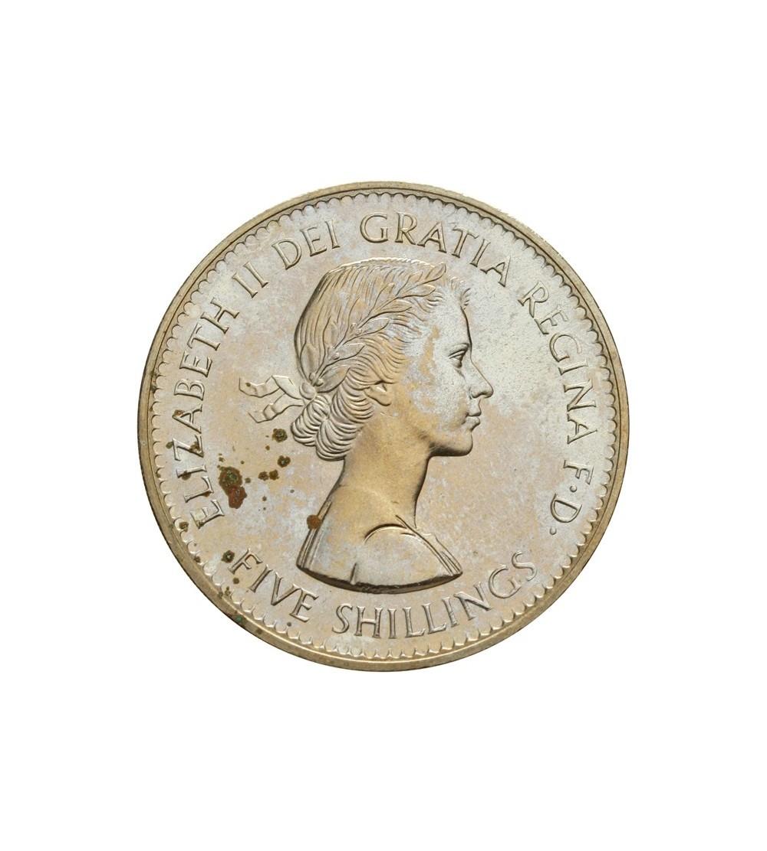 Wielka Brytania 1 korona 1960
