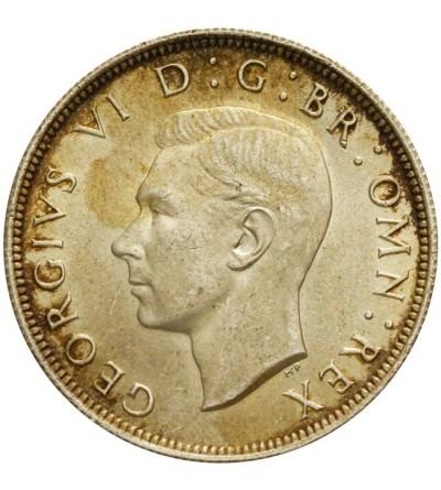 Wielka Brytania 1/2 korony 1946