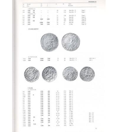 Katalog monet norweskich