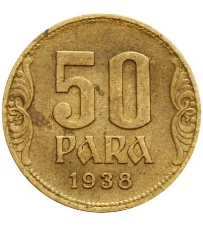 Jugosławia 50 para 1938