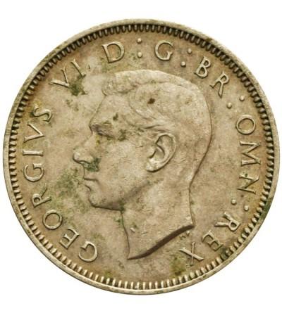 Wielka Brytania 1 szyling 1946