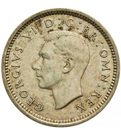 Wielka Brytania 3 pensy 1938