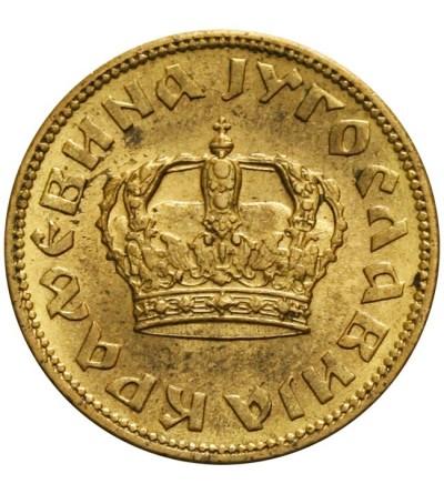 Jugosławia 1 dinar 1938