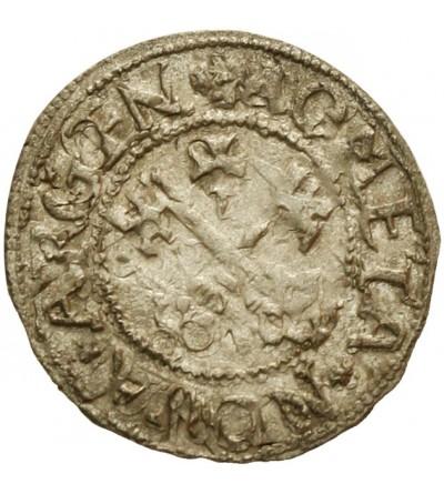 Szeląg 1563, Ryga