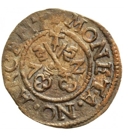 Szeląg 1572, Ryga