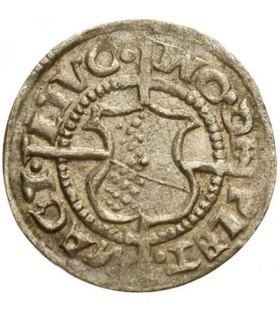 Szeląg 1535, Ryga