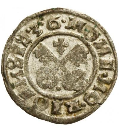 Szeląg 1536, Ryga