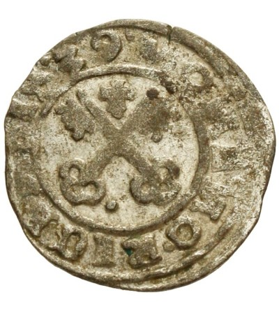 Szeląg 1539, Ryga