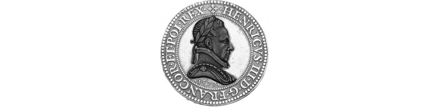 H. III Walezy 1573-1575-1589